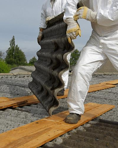 Asbestos roof removal Sunshine Coast