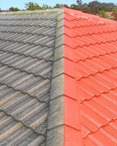 Roof Restoration Sunshine Coast